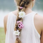 ponytail-flower-girl