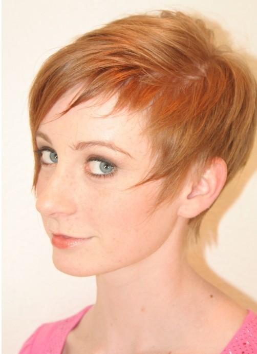 Fine Pixie - Short haircuts for fine hair